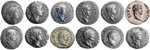 Coins of the Twelve Caesars