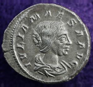 Denarius of Julia Maesa