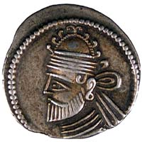 Drachm of Pacoros II, King of Parthia