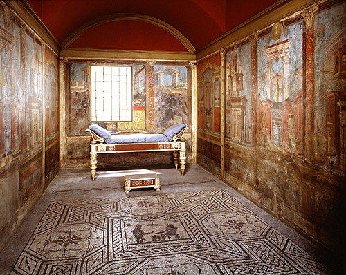 Villa of P. Fannius Synistor at Boscoreale, near Pompeii