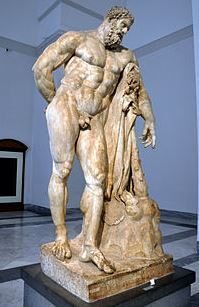 Statue of Herakles